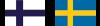 suomi - ruotsi -katonpesut